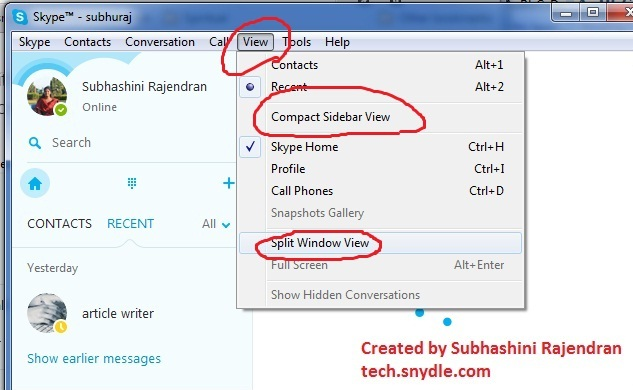 how to turn on ads on skype